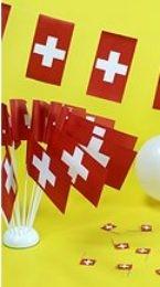 Fähnchen ...Schweiz