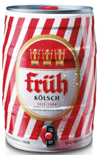 Früh Kölsch 5 L Partyfass 4,8 % vol.