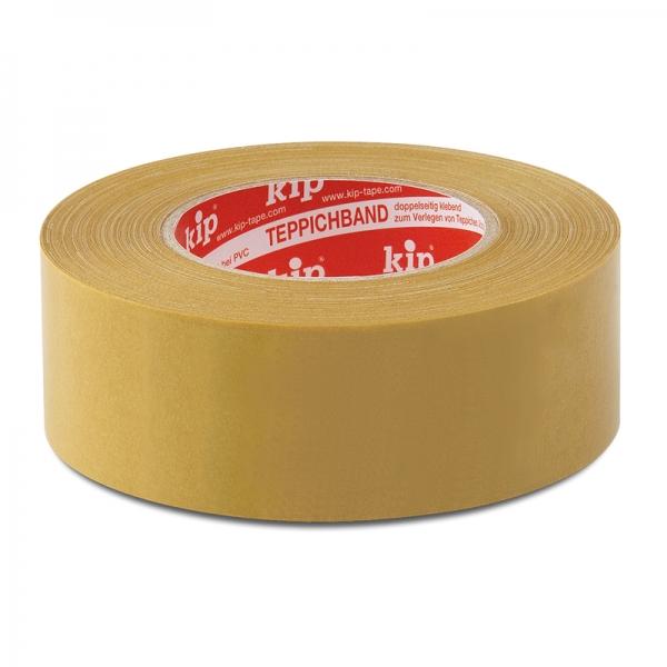 KIP Gaffa Messebau-Teppichband 50mm/25m