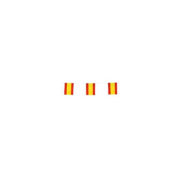 Fahnenkette Spanien