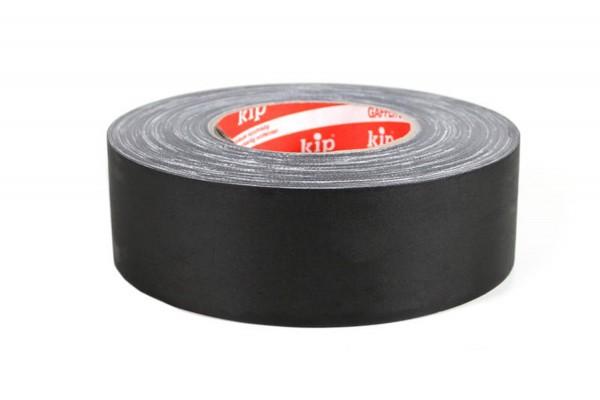 KIP Gaffa Pro matt schwarz 50m