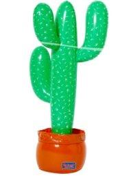 Kaktus aufblasbar