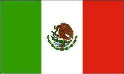 Fahne Mexico 90x150cm