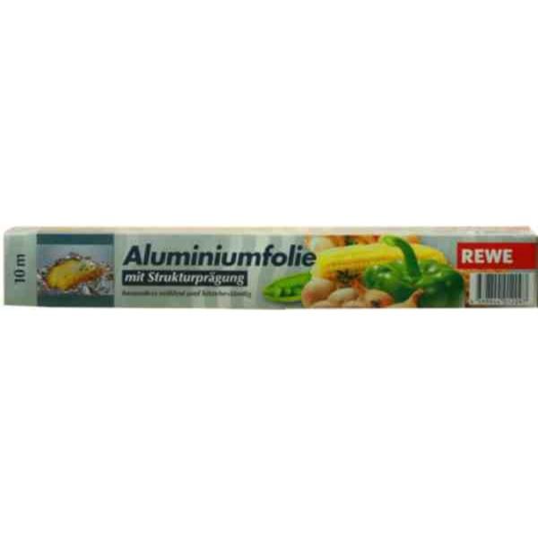 Rewe Aluminiumfolie 10 m