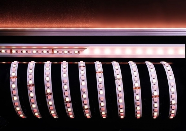 KAPEGO LED LED Stripe 5050-96-24V-RGB+3000K-3m-IP20