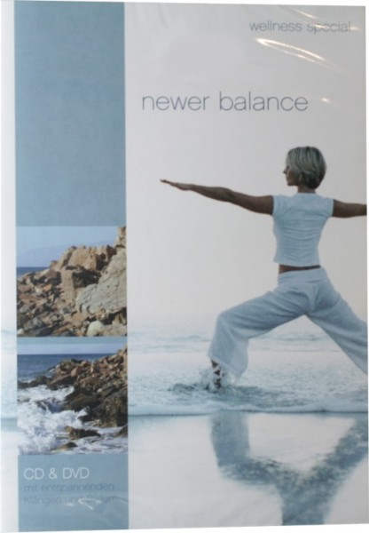 wellness special newer balance -CD/DVD