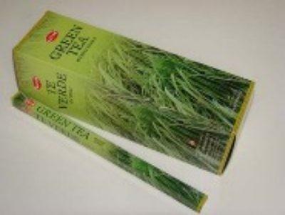 Räucherstäbchen HEM Green Tea
