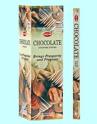 Räucherstäbchen HEM Chocolate
