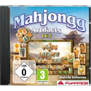 Software Pyramide PC Spiel Mahjongg Artifacts