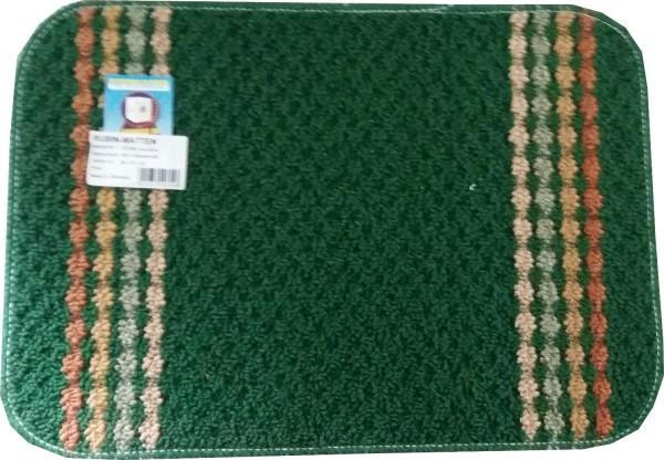 Rubin-Matte Polo Grün 40x57 cm