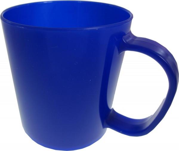 Gies Henkeltasse 0,35L Blau