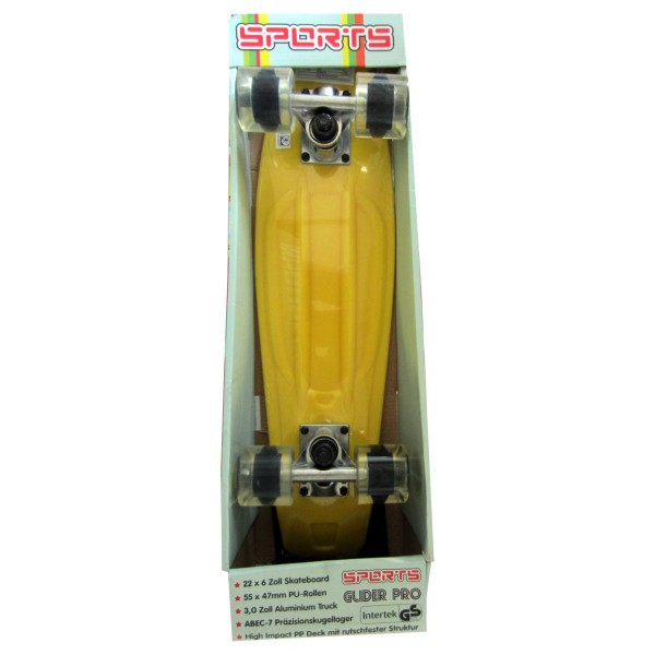Sports Retro Skateboard Glider pro