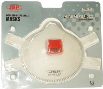 Atemschutzmaske, FFP3, E-TOP MW