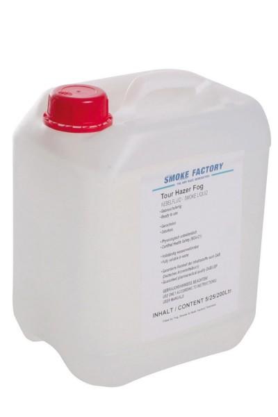 SMOKE FACTORY Hazerfluid Tourhazer 5 Liter