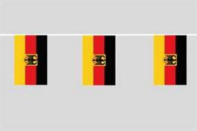 Flaggenkette Deutschland 6 Meter