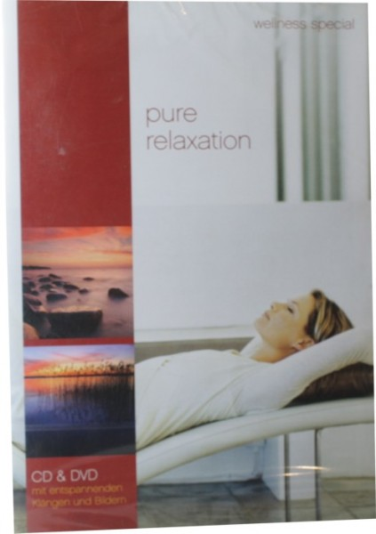 wellness special pure relaxation -CD/DVD