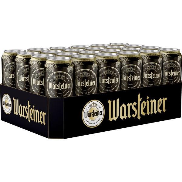 2 x Brewers Gold Warsteiner 24x0,5L Dosen 5,2 % Vol_EINWEG