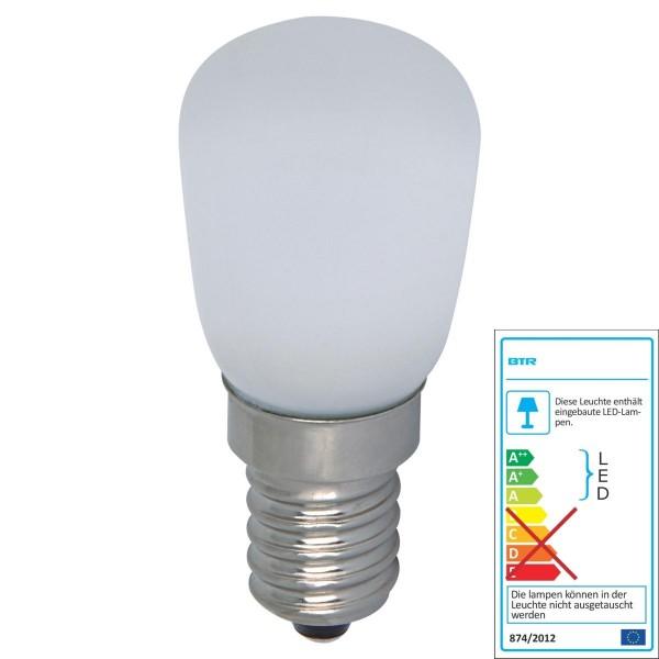 Betterlighting - Leuchtmittel LED - BT1274 - E14 LED bulb (Doppelpack) 0,8 Watt = 5 Watt herk. Glü