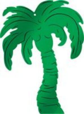 Dekokulisse Scene Setter ...Palmenbaum