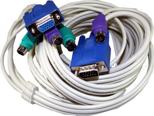 KVM-Kabel 3,0 Meter