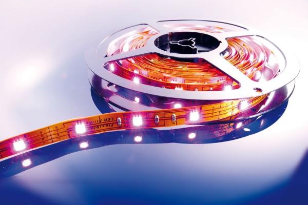 KAPEGO LED Stripe RGB 3m 24V IP20 180 LEDs