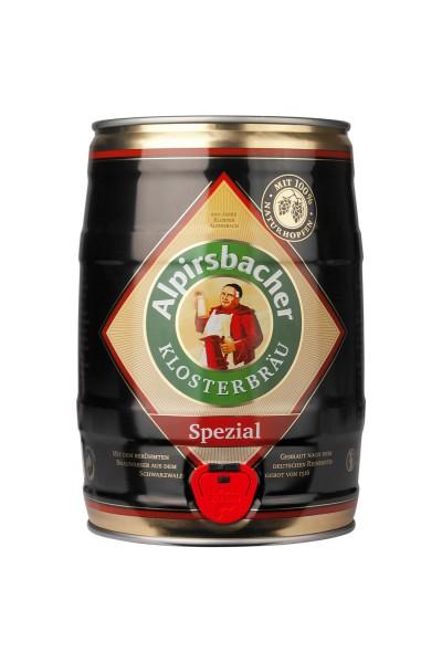 Alpirsbacher Spezial 5,2% vol. 5 Liter Partyfass
