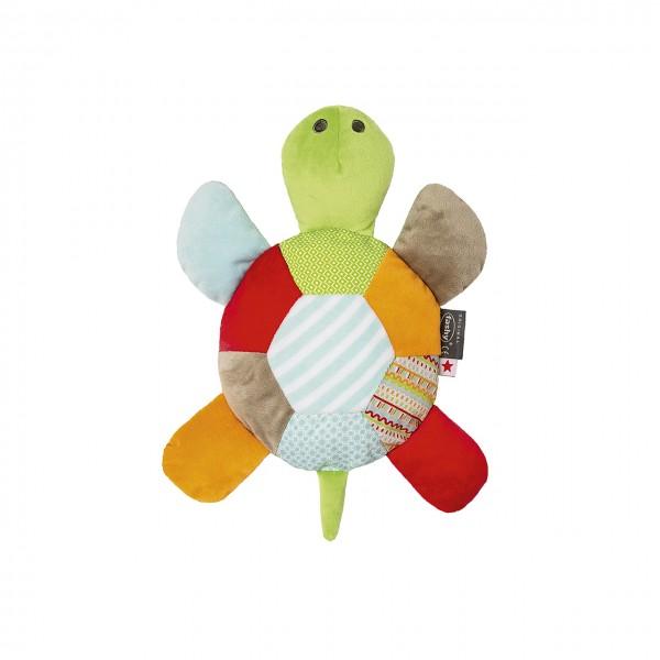 Kinder Raps Wärmekissen mit Schildkröten motiv 63037 32x25 cm