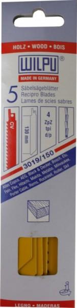 Säbelsägeblätter Nr. s3019/150 A.5stk