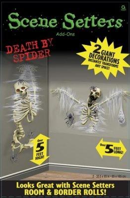 Dekokulisse Scene Setter - Death by Spider