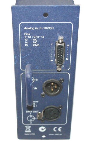 GLP Signal input-output module for MDP1012 /