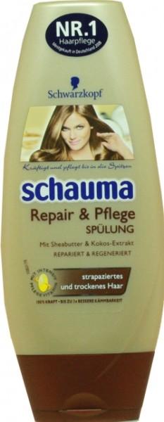 Schauma Repair und Pflege Spülung