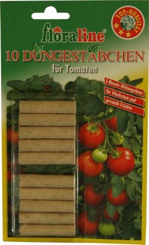 Düngestäbchen Universal für Tomaten 10 Stück