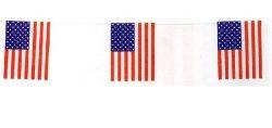 Fahnenkette USA