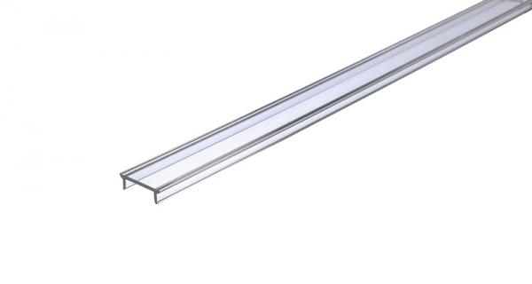DEKO LIGHT Abdeckung P-01-10 3m klar plan