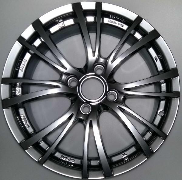 MSW Alufelge 20-4 Titanium Mirror 7.0 x 16