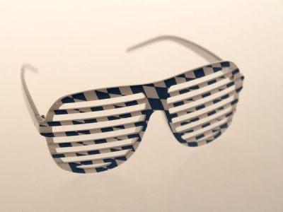 Bayernbrille Spassbrille