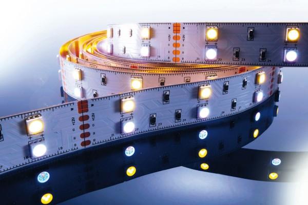 KAPEGO LED Stripe RGB+WW 3m 12V IP20 180 LEDs