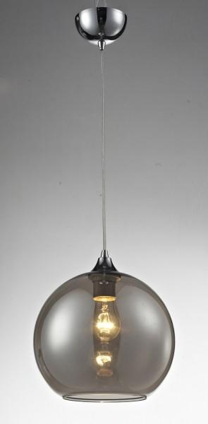 305/C - Lampex Pendelleuchte Bolla C metal/glass 120 x 25 cm