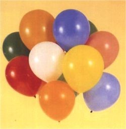 Globos Luftballons 100 Stk.