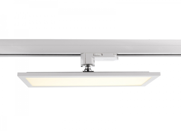KAPEGO LED Stromschienensystem Panel Track Light NW 20W wei