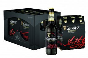 24 x Guinness Extra Scout 0,33 Liter 4,1 % vol. Originalkiste