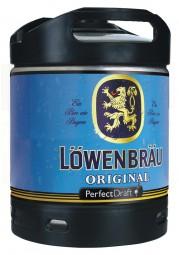 Löwenbräu Original Perfect Draft 6 Liter Fass 5,2 % vol