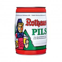 Rothaus Pils 5 L Partyfass 5,1% vol